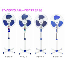 Standing Fan -Cross Base